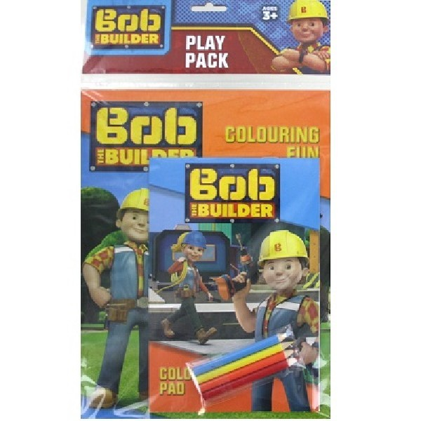 BOB THE BUILDER PLAY PACK