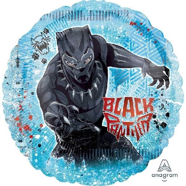 28IN BLACK PANTHER JUMBO FOIL BALLOON