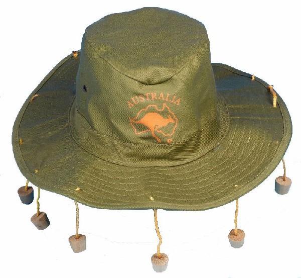 AUSTRALIAN FABRIC HAT