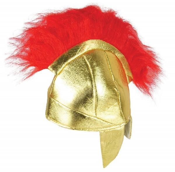 Child Fabric Roman Helmet - Hats - Fancy Dress   Crosswear