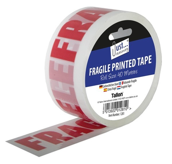 40M X 48MM FRAGILE TAPE