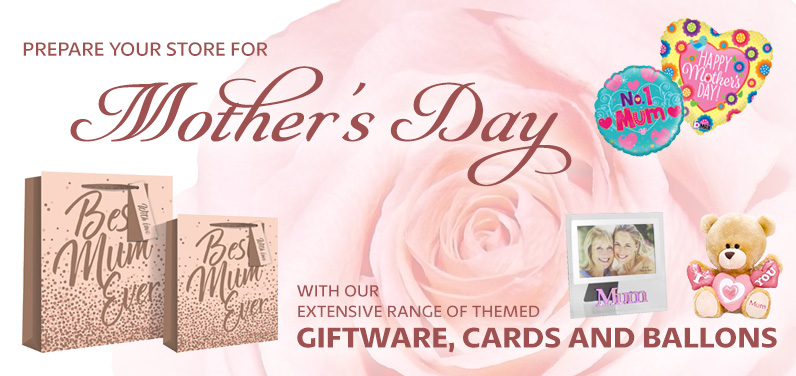 Mother's Day giftware