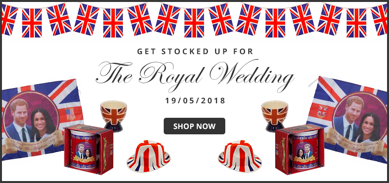 The Royal Wedding 19/05/2018